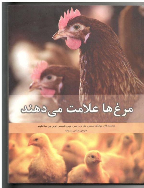 مرغ ها علامت می دهند